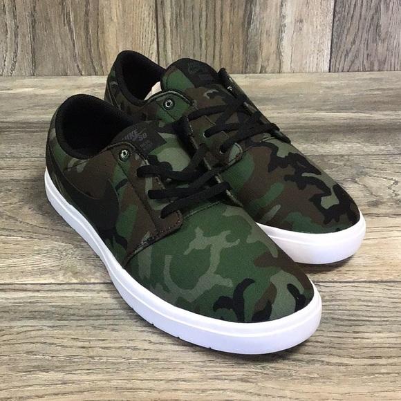 Nike Shoes   New Nike Sb Portmore Ii